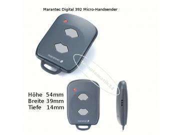 Marantec Digital 392 433MHz Nachfolger von 321
