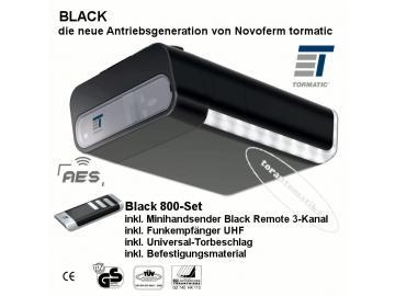 Black 800 Novoferm tormatic Garagentorantrieb
