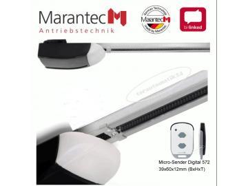Marantec Comfort 280 Garagentorantrieb mit Schiene SZ11-SL