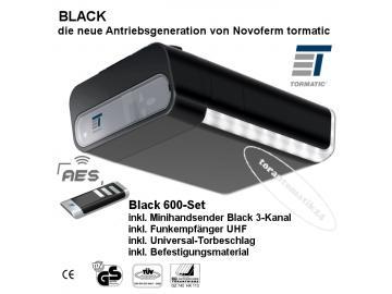 tormatic Novoferm Black 600 Garagentorantrieb