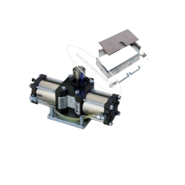 Faac DTW 100 Wendegetriebe Unterflur