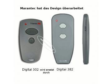 Marantec Digital 382 433 MHz Nachfolger von 302