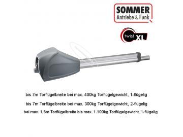 Sommer twist XL Drehtorantrieb-Set