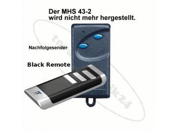 tormatic Handsender MHS 43-2 / Novotron 302 Novoferm / MNHS433