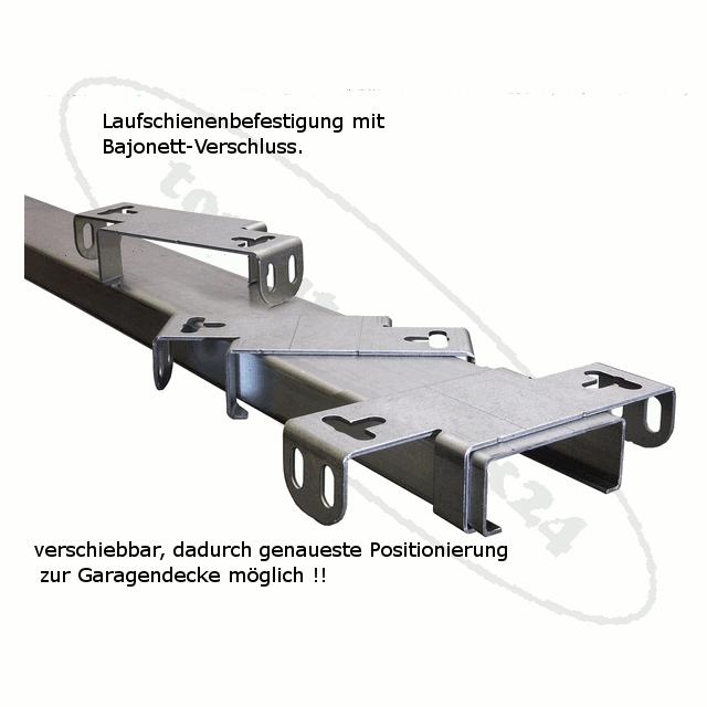 tormatic ZS20 / BD 20 Laufschiene Zahnriemen